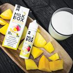 جویس شیر انبه بی ال وی کی BLVK Unicorn Milk Box Mango