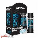 پودر حجم دهنده مو آگیوا AGIVA perfect hair style
