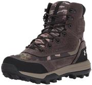 Under Armour Women's Speed Freek Bozeman 2.0 Ankle Boot, Ridge Reaper Camo Fo (943)/Cannon, 9