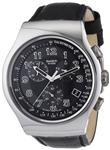 Swatch Irony Chrono Your Turn Black Men's watch #YOS440