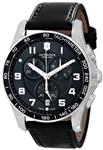 Victorinox Men's 241651 Chrono Classics XLS 45mm Black Watch