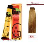 رنگ مو گپ سری ویژه شماره 7.34 Gap