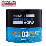 ژل حالت دهنده موی سر اگیوا مدل Agiva Perfect Hair Style Gel 03