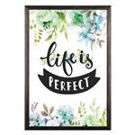 تابلو آتینو طرح Perfect life