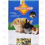 غذای مخلوط خرگوش و خوکچه هندی همراه تخمه برند همسترشاپ