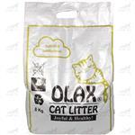 خاک بستر گربه آنتی باکتریال برند Olax