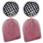 Aseman Ceramic 1773127-MC Earrings For Women