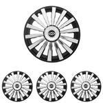 قالپاق چرخ ام اچ بی مدل SP06 سایز 14 اینچ مناسب برای پژو 206SD