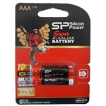 Silicon Power Super Alkaline AAA Battery Pack of 2