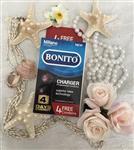 کاندوم شارژ کننده بونیتو بسته 16 عددی Bonito Charger Condom