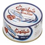 کنسرو ماهی تن در روغن شیلتون 180 گرمی کلیددار