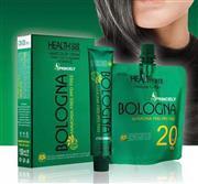 رنگ مو بدون آمونیاک بلونیا+اکسیدان (هدیه)