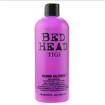 TIGI DUMB BLONDE Shampoo for Blonde Hair 750ml