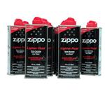 Zippo Outdoors 12 Cans Lighter Fuel