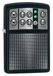 Zippo Lighter: Stereo Amplifier - Black Matte 78084