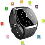 Smart watch bluetooth Touch Screen Wristwatch Sports Fitness Tracker Sleep Monitor Pedometer Camera Remote for Men Women Girls Boys for Android IOS Smartphones iPhone Samsung Huawei LG Motorola (Black