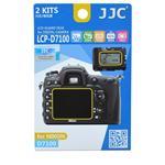محافظ صفحه نمایش دوربین جی جی سی مدل LCP-D7100 مناسب برای دوربین نیکون D7100 مجموعه 4 عددی