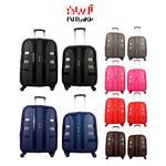 مجموعه سه عددی چمدان مسافرتی IVS