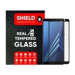 محافظ صفحه نمایش شیلد مدل FG مناسب برای گوشی موبایل سامسونگ Galaxy A8 2018