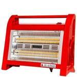 بخاری برقی فن دار جنرال پویا قرمز. مدل GP-F2000