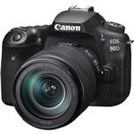 Canon EOS 90D DSLR Camera with
