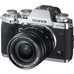 کیت دوربین بدون آینه فوجی فیلمFUJIFILM X-T3 Mirrorless Digital Camera with 18-55mm Lens (Silver)