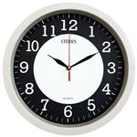 ساعت دیواری سیتی زن مدل زبرا کد 153154
