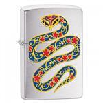 Zippo 28456 Year of the Snake Lighter