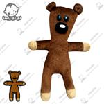 خریدعروسک خرس تدی کارتون مستر بین 30 سانتیمتری