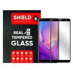 محافظ صفحه نمایش شیلد مدل FG مناسب برای گوشی موبایل سامسونگ Galaxy J6 Plus