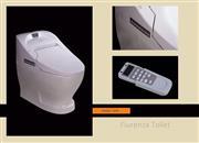 توالت فرنگی فول اتومات Fiure مدل 2045