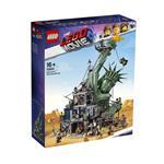لگو سری the lego movie 2 مدل Welcome to Apocalypseburg کد 70840