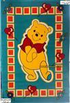 فرش عروسکی خرس وینی پو کد 982