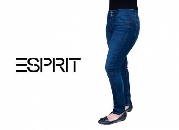 شلوار جین زنانه اسپریت ESPRIT