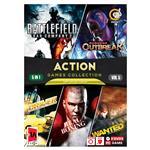 مجموعه بازی های اکشن نسخه 5 مخصوص PC نشر گردو