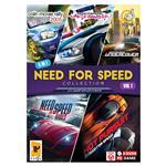 مجموعه بازی های Need For Speed نسخه 1 مخصوص PC نشر گردو