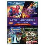 مجموعه بازی های Action Adventure نسخه 1 مخصوص PC نشر گردو