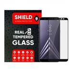 محافظ صفحه نمایش شیلد مدل FG مناسب برای گوشی موبایل سامسونگ Galaxy A6 2018 Plus