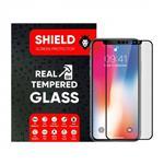 محافظ صفحه نمایش شیلد مدل FG مناسب برای گوشی موبایل اپل iPhone X