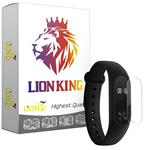 محافظ صفحه نمایش لاین کینگ مدل LK مناسب برای مچ بند هوشمند شیائومی Mi Band 2