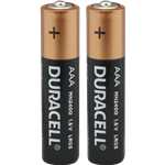 Duracell Ultra Power Duralock With Power Check AAA Battery Pack Of 2