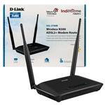 مودم 2 آنتن D-Link 2740M ADSL2+ N300