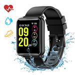 Bluetooth Smart Watch for Android, TopElek IP68 Waterproof Smartwatch, Sport Wrist Watch Fitness Tracker Pedometer Compatible with Samsung Huawei Android iOS, Smartwatches for Men Women Kids