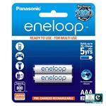 پاناسونیک/باتری، شارژر و متعلقات/Panasonic Eneloop BK-4MCCE Rechargeable AAA Battery