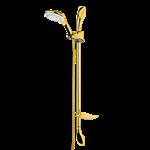 علم دوش یونیکا تک حالته کاویان مدل اکو طلایی
