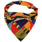روسری زنانه سمیکا طرح مدرن فانتزی کد C276