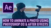 Skillshare How To Animate Your Photos Using Photoshop & After Effects CC - Parallax Effect