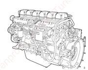 تعمیرات موتور 11 و 12 لیتری اسکانیا 2011scania dc 11-12