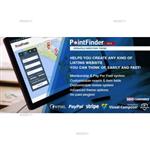 پوسته نیازمندی ها و ثبت آگهی Point Finder نسخه 1.8.7