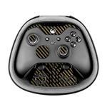 برچسب ماهوت مدل Brown Shine-carbon مناسب برای دسته کنترل بازی مایکروسافت Elite Xbox One controller